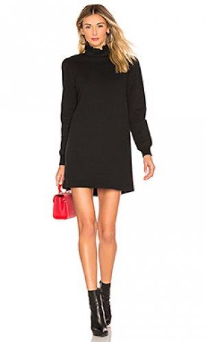 Платье vanessa David Lerner. Цвет: черный