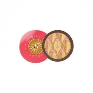 Бронзирующая пудра для лица и декольте Terracotta Pacific Avenue Guerlain. Цвет: бесцветный