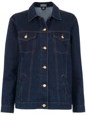 Джинсовая куртка Kingston Amapô. Цвет: синий