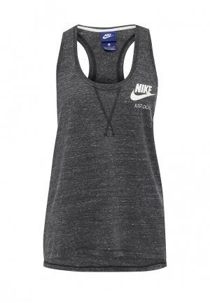 Майка Nike WOMENS SPORTSWEAR VINTAGE TANK. Цвет: серый
