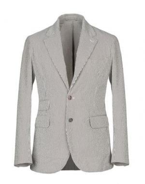 Пиджак MAN 1924. Цвет: коричневый