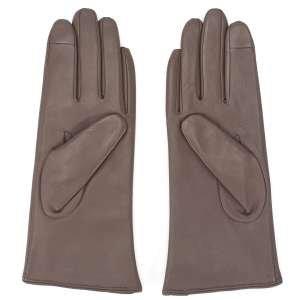 Перчатки Alla Pugachova AP33194 warm grey-20Z. Цвет: бежевый