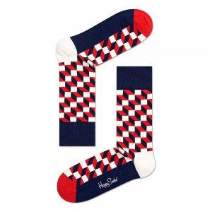 Filled Optic Socks Happy. Цвет: разноцветный