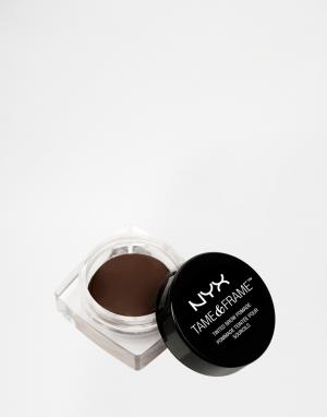 Помада для бровей Tame & Frame-Коричневый цвет NYX Professional Makeup