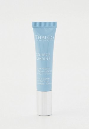 Флюид для кожи вокруг глаз Thalgo 24 часа Морской Источник, 15 мл.. Цвет: прозрачный