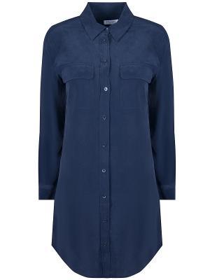 Удлиненная рубашка EQUIPMENT