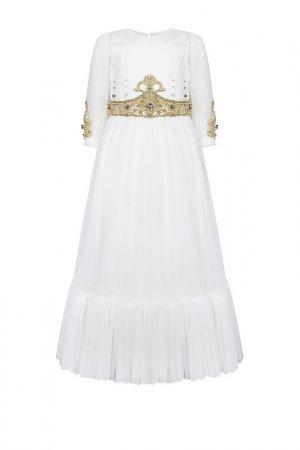 Платье Lesy. Цвет: white milk
