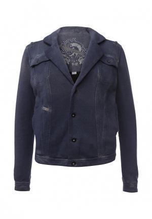 Куртка Diesel. Цвет: синий