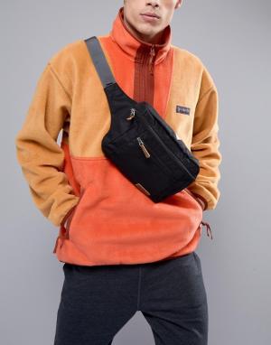 Черная сумка-кошелек на пояс Columbia. Цвет: черный