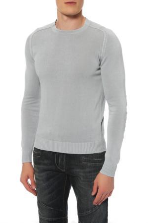 Пуловер Bottega Veneta. Цвет: серый