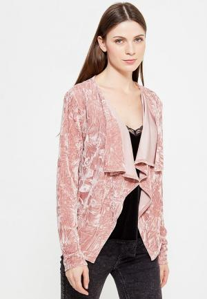 Кардиган Emoi. Цвет: розовый