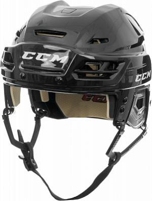 Шлем хоккейный Tacks 110 CCM. Цвет: черный