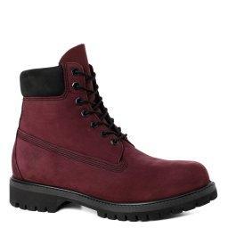 Ботинки 6 Inch Premium Boot фиолетово-бордовый TIMBERLAND