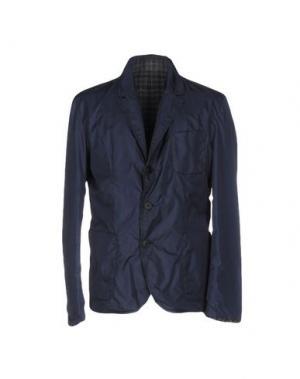 Пиджак ADD. Цвет: темно-синий