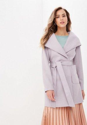Пальто Baon. Цвет: фиолетовый