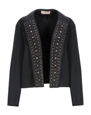 Пиджак COCCAPANI TREND. Цвет: черный