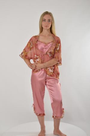 Комплект одежды CLEO. Цвет: розовый