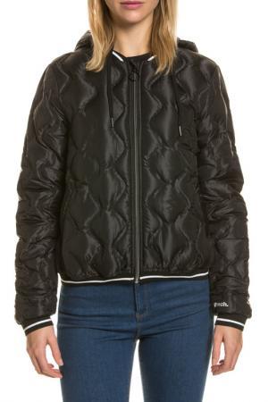 Jacket Bench. Цвет: black