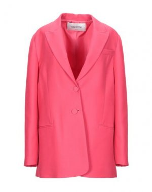 Пиджак VALENTINO. Цвет: коралловый