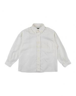 Pубашка BRUMS. Цвет: светло-желтый