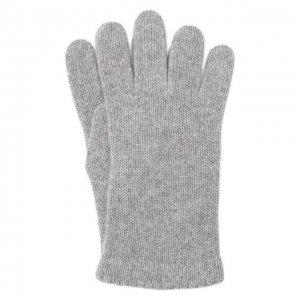 Перчатки Bilancioni. Цвет: серый