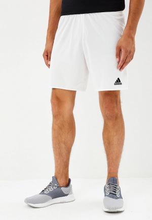 Шорты спортивные adidas PARMA 16 SHO. Цвет: белый