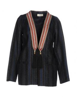 Пиджак ELLA LUNA. Цвет: темно-синий