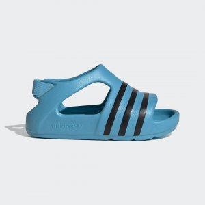 Шлепанцы Adilette Play Originals adidas. Цвет: черный