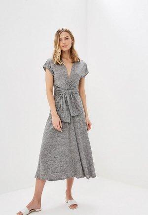 Платье Adolfo Dominguez. Цвет: серый