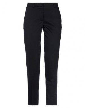 Повседневные брюки EMMA & GAIA. Цвет: черный