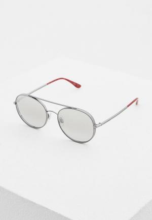 Очки солнцезащитные Dolce&Gabbana DG2199 04/6V. Цвет: серебряный