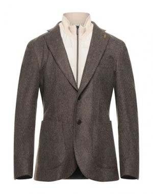 Пиджак HARMONT&BLAINE. Цвет: хаки