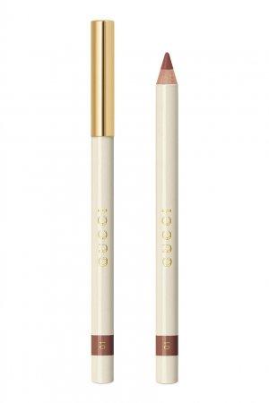 Crayon Contour des Lèvres – Карандаш для губ 1 Nude Gucci Beauty. Цвет: бежевый