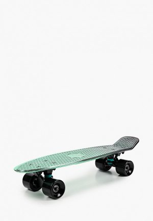 Скейтборд Termit 22. Цвет: бирюзовый
