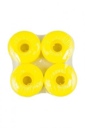 Набор колес Atemi. Цвет: желтый
