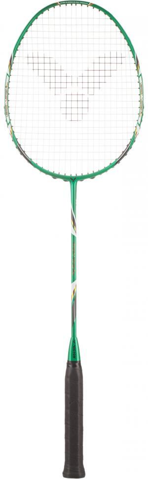 Ракетка для бадминтона Victec Rap Badminton Victor. Цвет: зеленый