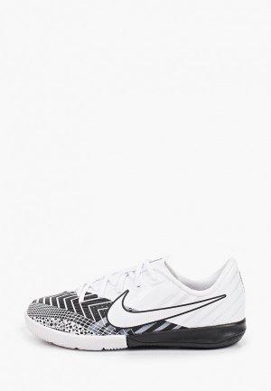 Бутсы зальные Nike JR VAPOR 13 ACADEMY MDS IC. Цвет: белый