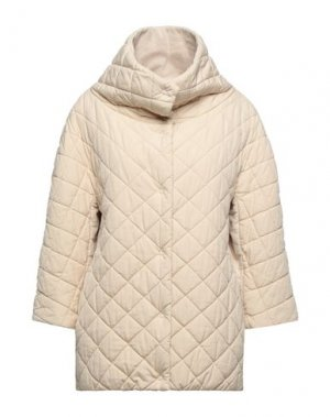 Куртка EUROPEAN CULTURE. Цвет: бежевый