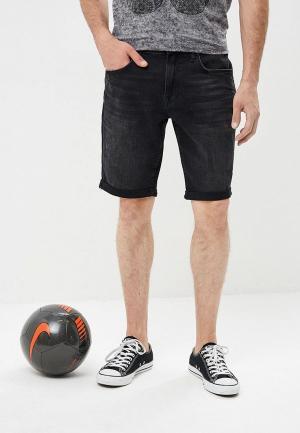 Шорты джинсовые Colins Colin's. Цвет: черный