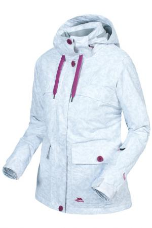 Куртка Trespass. Цвет: белый