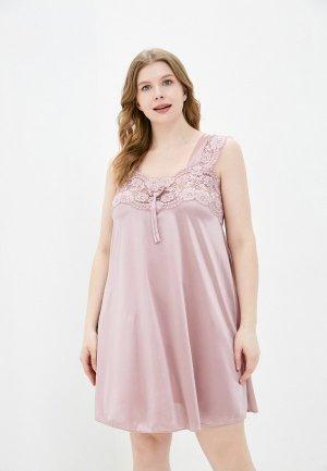 Сорочка ночная Belweiss. Цвет: розовый