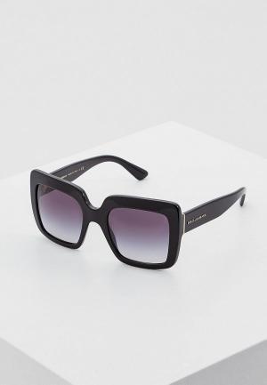 Очки солнцезащитные Dolce&Gabbana DG4310 501/8G. Цвет: черный