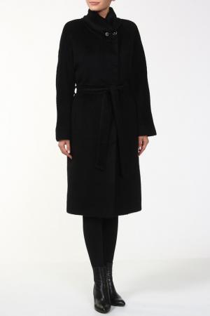 Пальто Оля Веталика. Цвет: черный