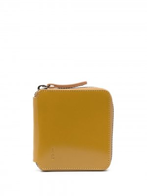 Мини-кошелек Ally Capellino. Цвет: коричневый