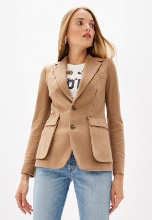 Пиджак Polo Ralph Lauren. Цвет: бежевый