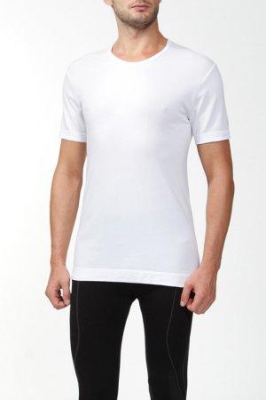 Футболка T-shirt BRUBECK. Цвет: белый