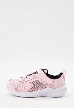 Кроссовки Nike DOWNSHIFTER 11 (TDV). Цвет: розовый