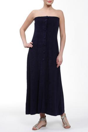 Платье Elizabeth Hurley. Цвет: синий
