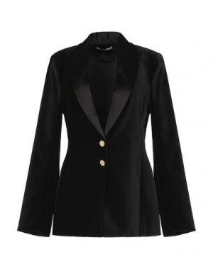 Пиджак ALICE + OLIVIA. Цвет: черный