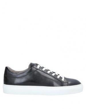 Низкие кеды и кроссовки ALDO BRUÉ. Цвет: черный